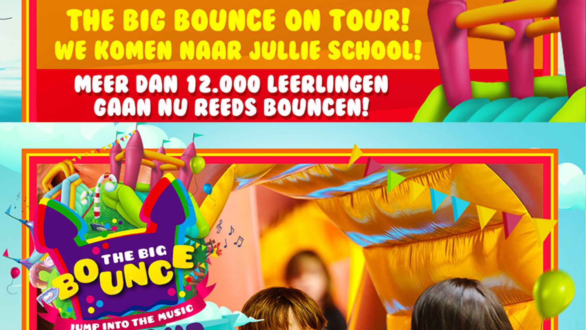 LET'S BOUNCE!!!!